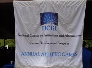 Athletic Games Banner