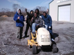 building and maintenance helps yit farm
