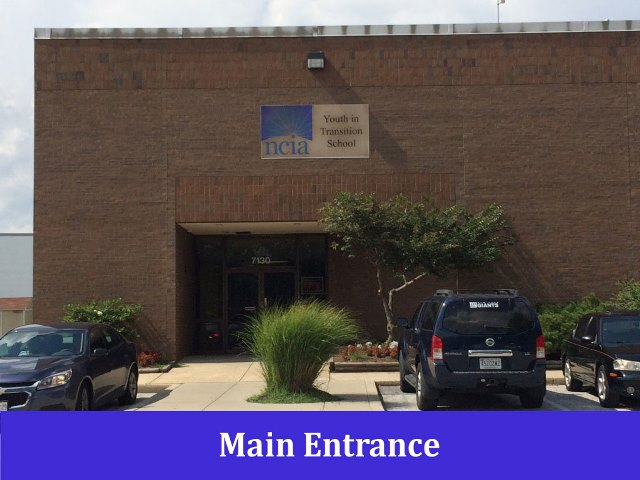 YIT Main Entrance