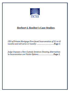 herb hoelters case studies