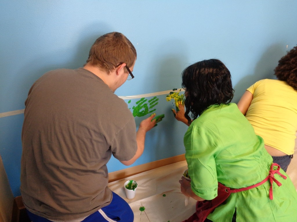 yit mural painting